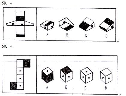 2005年国家公务员考试(国考)行测A类真题试卷及试题答案解析