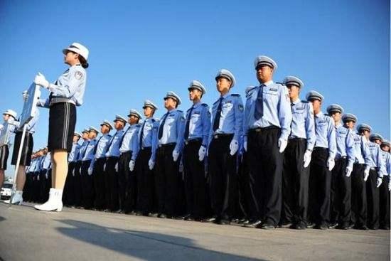 政法干警考试退伍士兵高中、中专学历也能报考人民警察