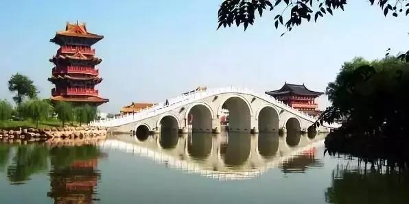 中国各大城市的古代名字